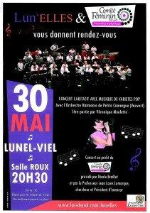 affiche concert 30 mai